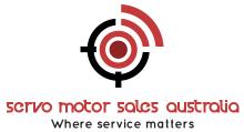 Servo Motor Sales Australia Logo